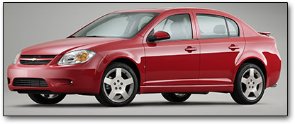 chevy cobalt car reviews