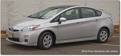 toyota prius cars review