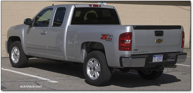 2010 pickup truck review
